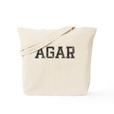 AGAR, Vintage Tote Bag