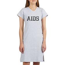 AIDS, Vintage Women's Nightshirt