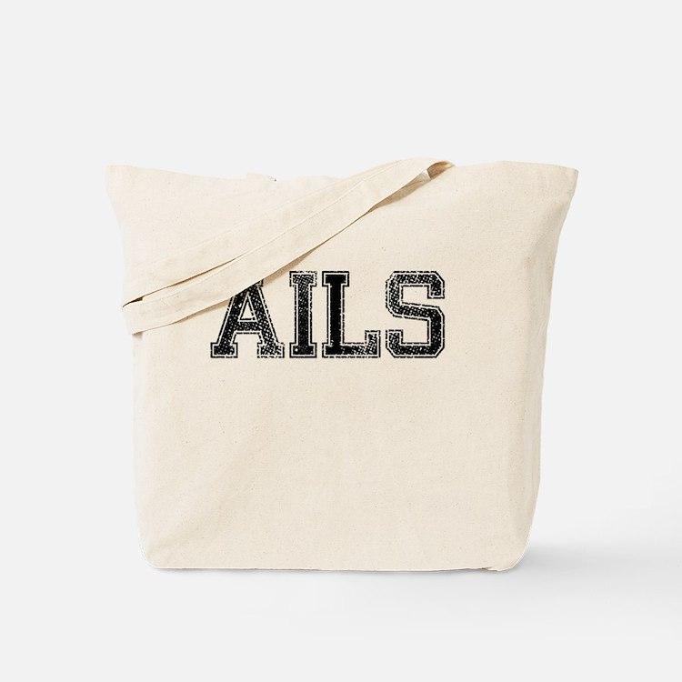AILS, Vintage Tote Bag