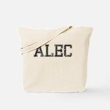 ALEC, Vintage Tote Bag