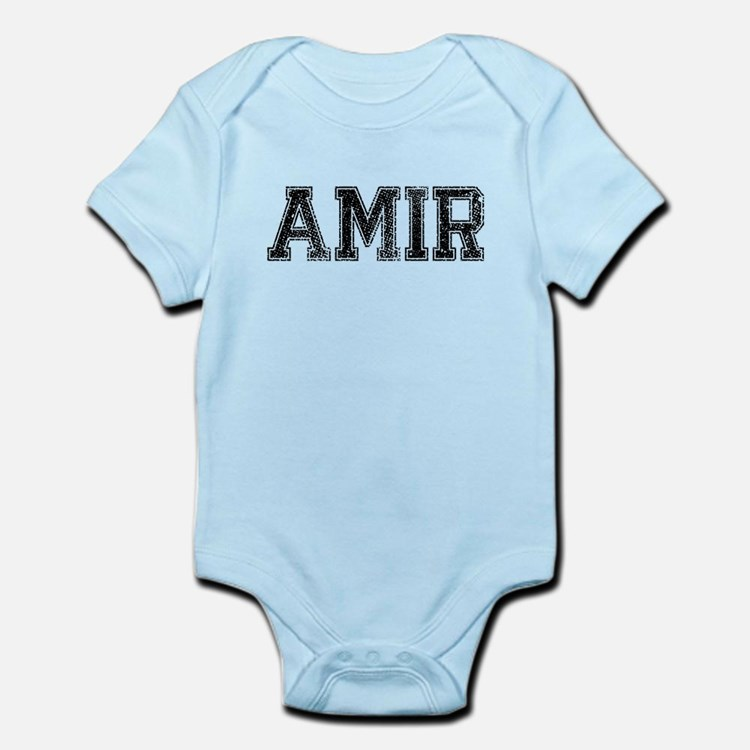 AMIR, Vintage Infant Bodysuit