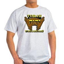 Torah! Ash Grey T-Shirt