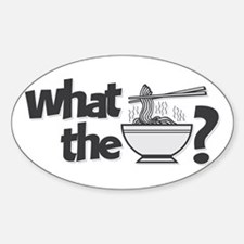What the Pho? Decal