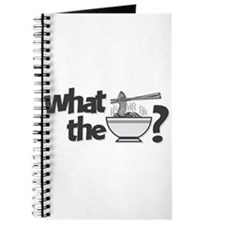 What the Pho? Journal