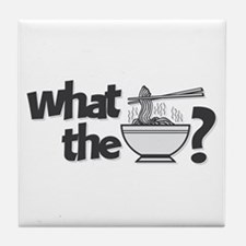 What the Pho? Tile Coaster