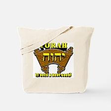 Torah! Tote Bag