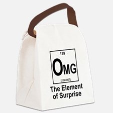 Element Omg Canvas Lunch Bag
