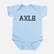 AXLE, Vintage Infant Bodysuit