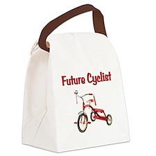 Unique Run Canvas Lunch Bag