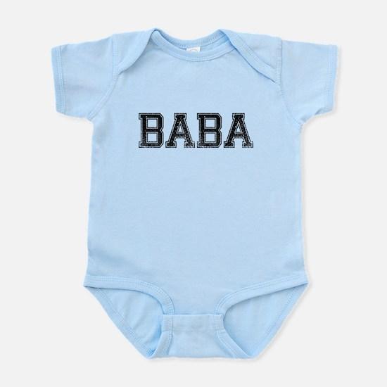 BABA, Vintage Infant Bodysuit