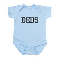 BEDS, Vintage Infant Bodysuit