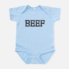 BEEF, Vintage Infant Bodysuit