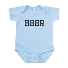 BEER, Vintage Infant Bodysuit
