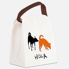 Hola Canvas Lunch Bag