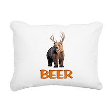Beer Rectangular Canvas Pillow