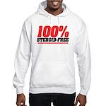 STEROID FREE Hooded Sweatshirt