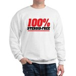 STEROID FREE Sweatshirt