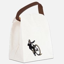 Velo_tout-terrain_front.png Canvas Lunch Bag