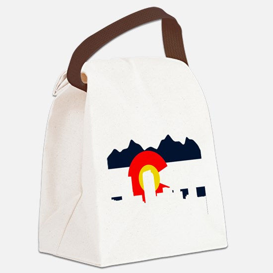 CO_Flag2_Navy.png Canvas Lunch Bag