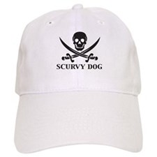 Scurvy Dog Baseball Cap