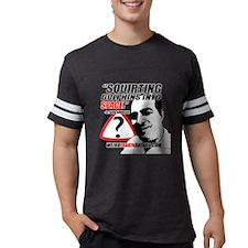 Flying Ozzie Black T-Shirt