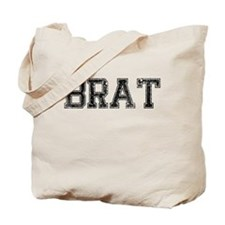 BRAT, Vintage Tote Bag