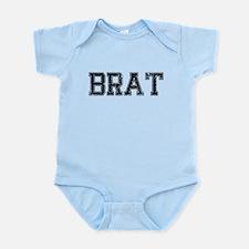 BRAT, Vintage Infant Bodysuit