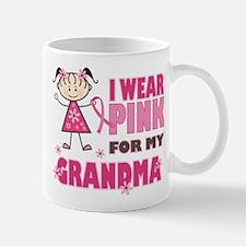 Wear Pink 4 Grandma Mug