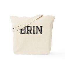 BRIN, Vintage Tote Bag