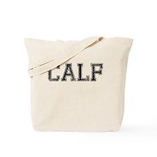 CALF, Vintage Tote Bag