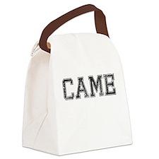 CAME, Vintage Canvas Lunch Bag