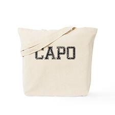 CAPO, Vintage Tote Bag