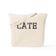 CATE, Vintage Tote Bag