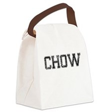 CHOW, Vintage Canvas Lunch Bag