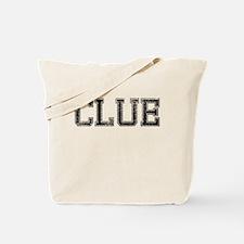 CLUE, Vintage Tote Bag