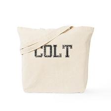 COLT, Vintage Tote Bag