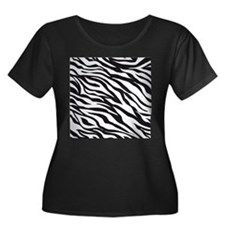 Zebra Animal Print T