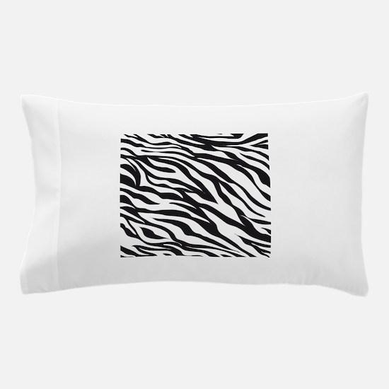 Zebra Animal Print Pillow Case