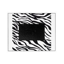 Zebra Animal Print Picture Frame
