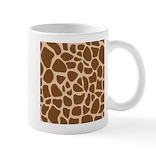 Giraffe Animal Print Mug