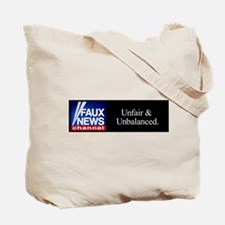 Faux News Channel - Tote Bag