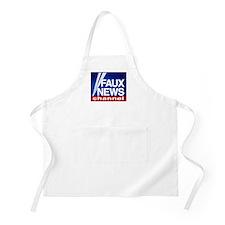 Faux News Channel - BBQ Apron