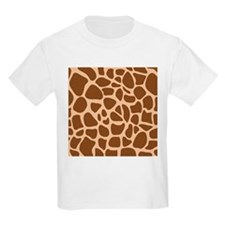 Giraffe Animal Print T-Shirt