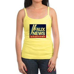 Faux News Channel - Jr.Spaghetti Strap