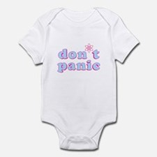 Dont Panic Hitchhikers Guide Infant Creeper