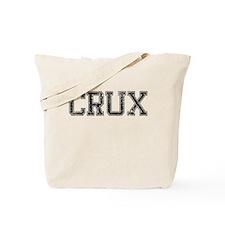 CRUX, Vintage Tote Bag