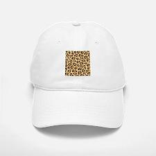Leopard Animal Print Baseball Baseball Cap