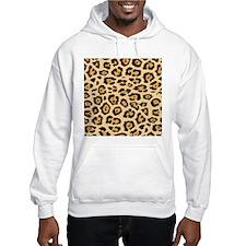 Leopard Animal Print Hoodie