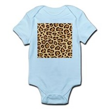 Leopard Animal Print Infant Bodysuit