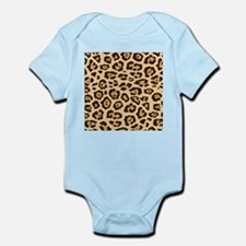 Leopard Animal Print Infant Bodysuit